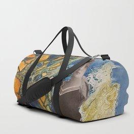 Coney Island Clam Photo Op Duffle Bag