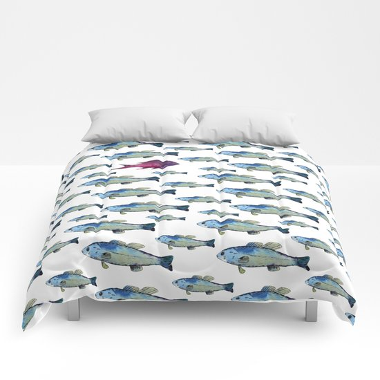 Go your own way Comforters