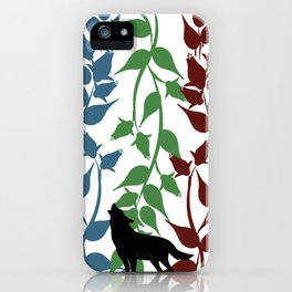 The Wolves of Mercy Falls iPhone Case