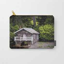Boatshed On The Lake Carry-All Pouch