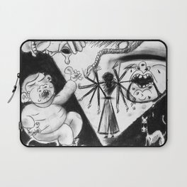 Fat mas Laptop Sleeve