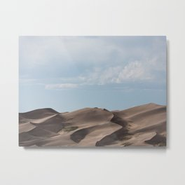 Great Sand Dunes National Park IV - Rocky Mountains Colorado Metal Print