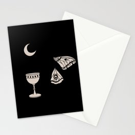 Moon Moth Chalice Stationery Cards