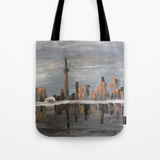 T-Dot Tote Bag