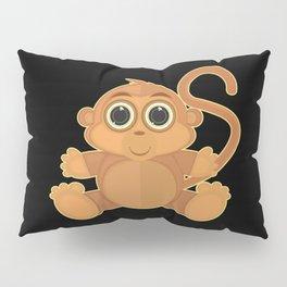 Monkey Pillow Sham