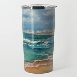 Mediterranean Sea Travel Mug