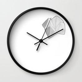 Origami Fortune Teller  Wall Clock