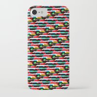 data iPhone & iPod Cases featuring Data Bent by I'm Part of The Problem