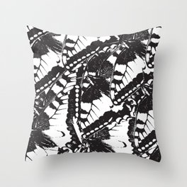 Bread & Butter-fly Throw Pillow