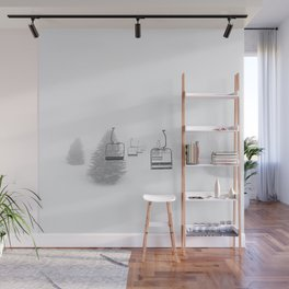 Lift To Heaven Wall Mural