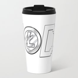 HODL LiteCoin Travel Mug