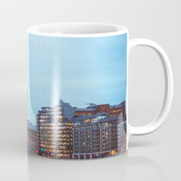 The Shard at Night | London Europe Cityscape Urban Photography Coffee Mug