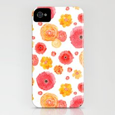 MARIGOLDS Slim Case iPhone (4, 4s)