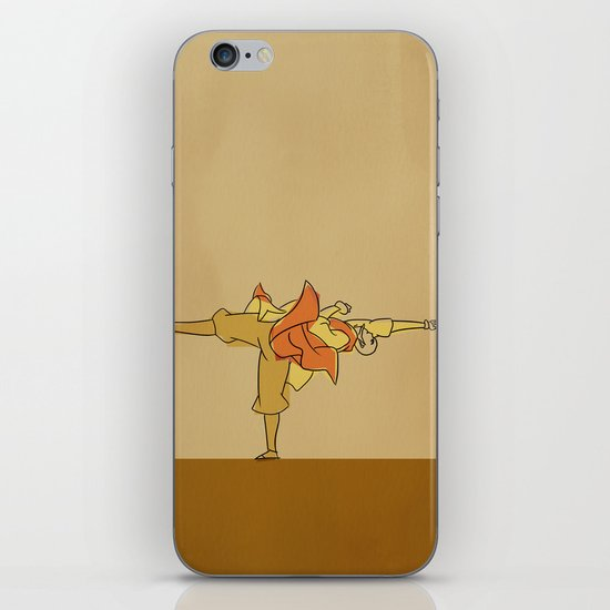 Avatar Aang iPhone & iPod Skin