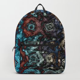 Twirling Swirling Madness Backpack