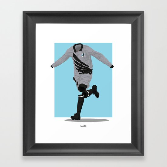 Minnesota United FC 2013/14  Framed Art Print