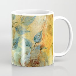 roses and orange splash Coffee Mug