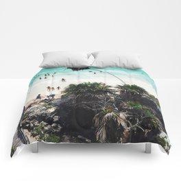 Playa Paraiso Comforters