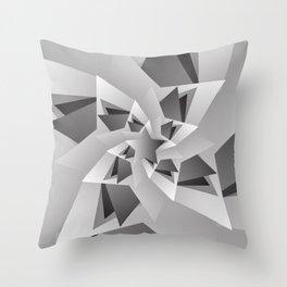 Star Grad Throw Pillow