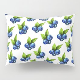Blueberries Pillow Sham
