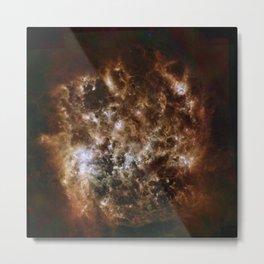 Large Magellanic Cloud, infared Metal Print