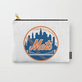 New Yorks Mets Carry-All Pouch