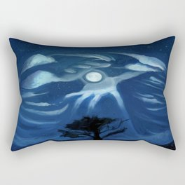 La Noche Rectangular Pillow