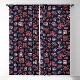 Tarantulas - dark Blackout Curtain