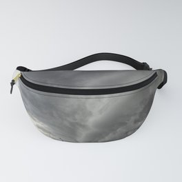 Cloud Wall Turning Fanny Pack