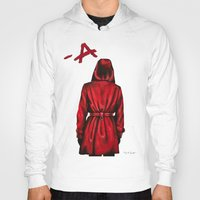 "pretty little liars Hoodies featuring Pretty Little Liars - ""Red Coat"" 