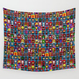 M A R V E L Comics Collection Wall Tapestry
