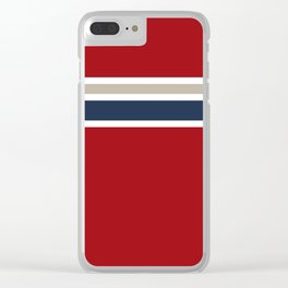 LH164 Clear iPhone Case