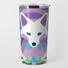 Baltimore Woods Fox Travel Mug