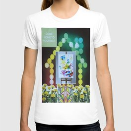 Collage - Come Home to Yourself T-shirt