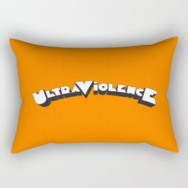 Ultra Violence Rectangular Pillow