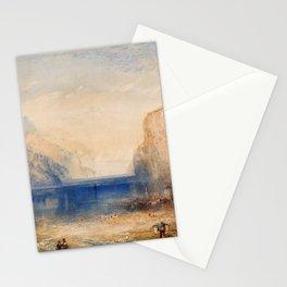 Fluelen Morning - Joseph Mallord William Turner Stationery Cards