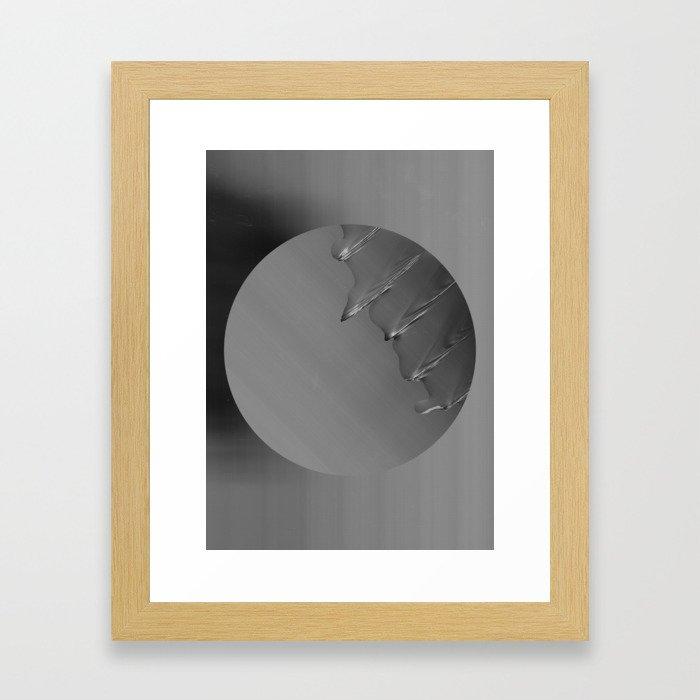 Strange Moons - 2 Framed Art Print