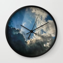 Let Your Name Be Sanctified Wall Clock