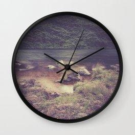 Bay Lough 1 Wall Clock