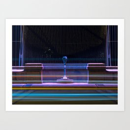 Prince Edward Viaduct Art Print