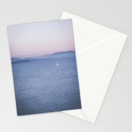 Sunset Gaeta, Italy Stationery Cards