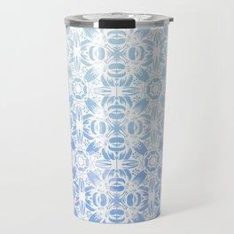 SOFT WATERCOLOR ORNAMENT Travel Mug