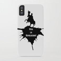 Viva La Revolucion Slim Case iPhone X