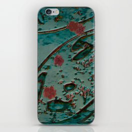 Cherry Blossom Time iPhone Skin