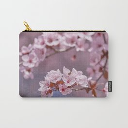 Blossons. Wonderful pink spring.. Granada. Spain Carry-All Pouch