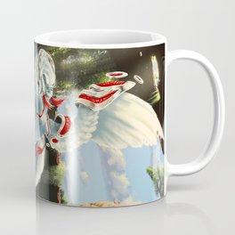 Angel of the Oasis Coffee Mug