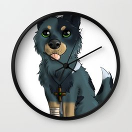 Chibi Kila Wall Clock