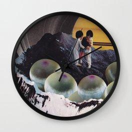 Callisto Wall Clock