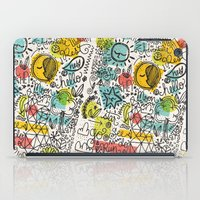 rush iPad Cases featuring DON'T RUSH ME by Matthew Taylor Wilson
