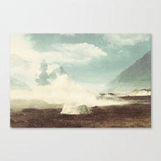 Bolivia/Peru Collaboration with Matt Shelley (Part three)  Canvas Print
